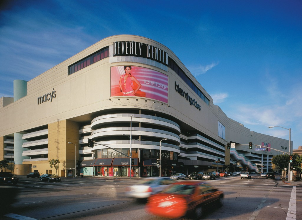 Beverly Center - Taubman Centers